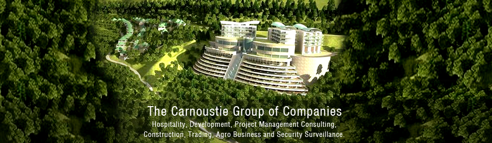 Carnoustie Management Pvt. Ltd. Banner