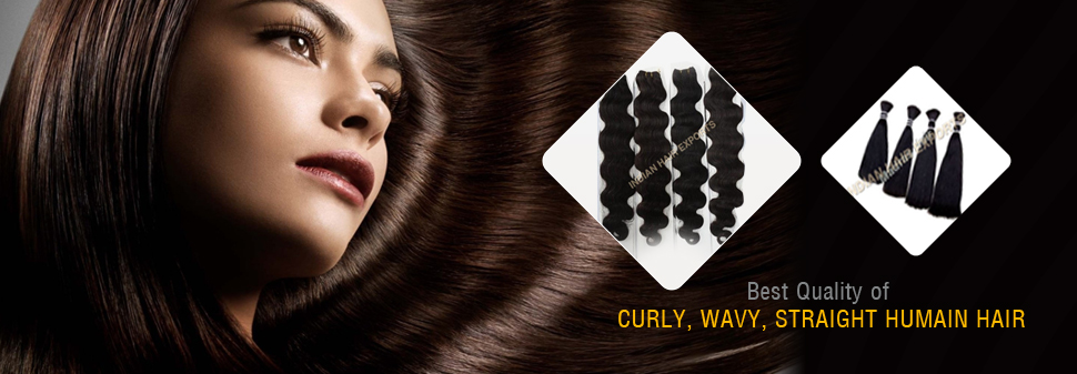 Indian Hair Exports Banner