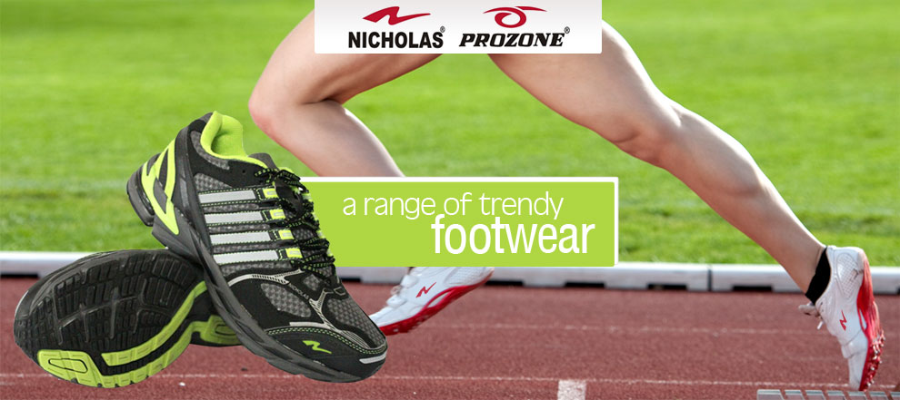 Nicholas Shoes Pvt. Ltd. Banner