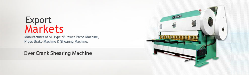Jay shakti Machine Tools Banner