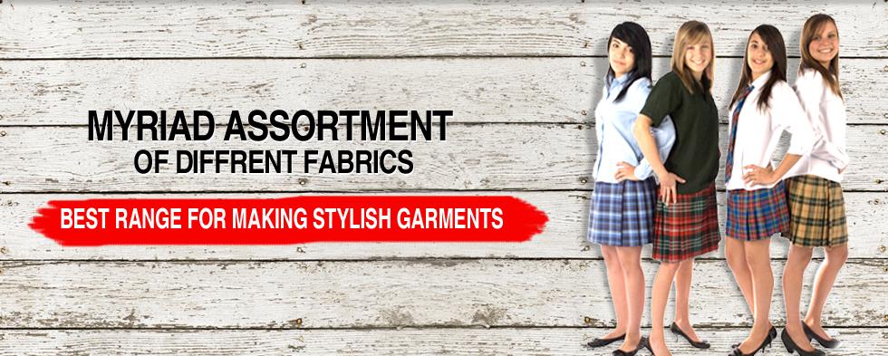 Adarsh Synthetics Pvt. Ltd. Banner