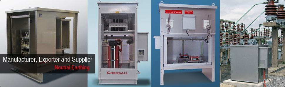 Cressall Resistors Ltd. Banner