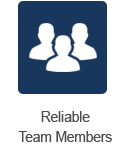 Reliable Team Members