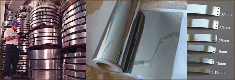 Jainex Steel & Metal Banner