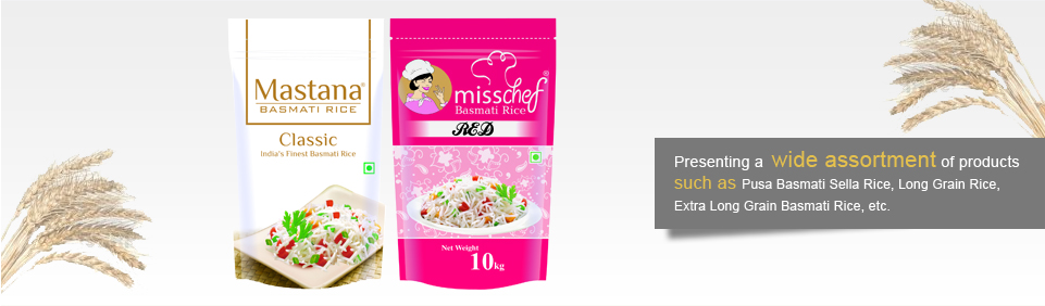 Mastana Foods Pvt Ltd Banner