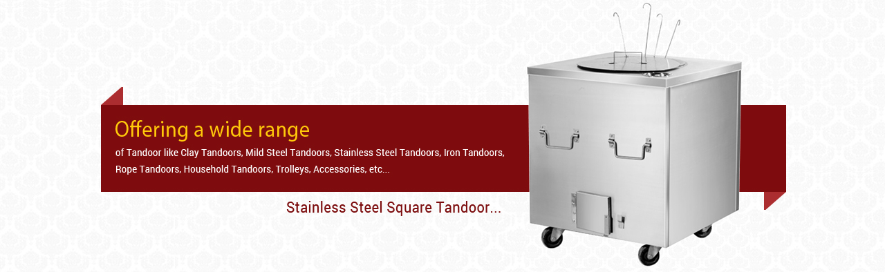 MUNNILAL TANDOORS PVT. LTD.