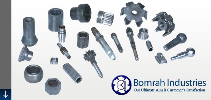 Bomrah Industries Banner