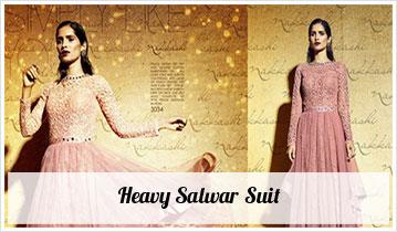 Heavy Salwar Suit