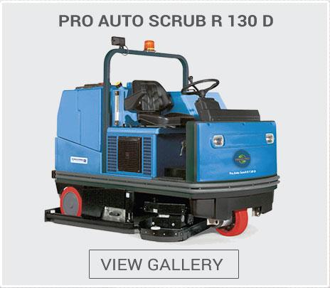 Pro Auto Scrub R 130 D