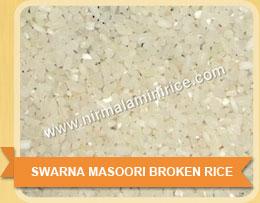 Swarna Masoori Broken Rice