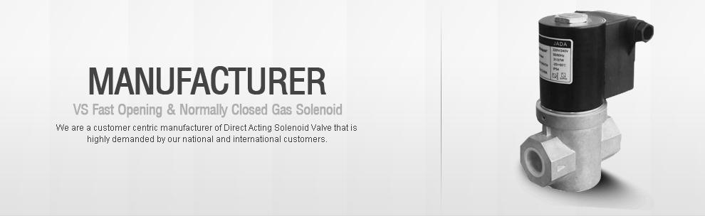 Zhongshan Jiada solenoid valve Co., Ltd. Banner