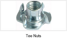 Tee Nuts
