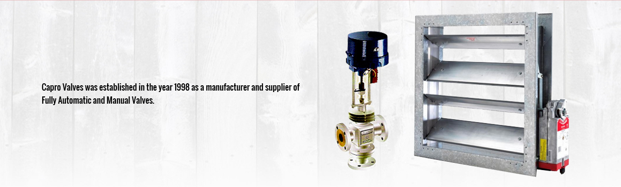 CAPRO VALVES & CONTROLS PVT. LTD