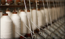 High cotton yarn prices hard on textile sector