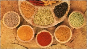 Spice food agric