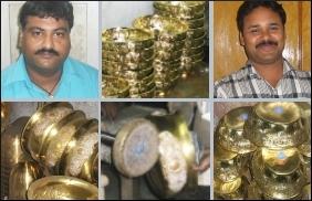 Moradabad Brass