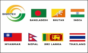 bimstec-country-flags