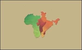 india-africa-map