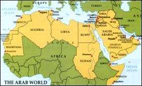 arab world Middle East