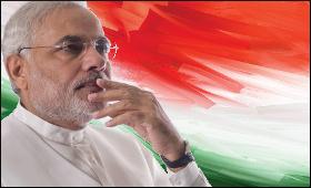 narendra-modi-flag