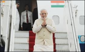 Narendra Modi Visit