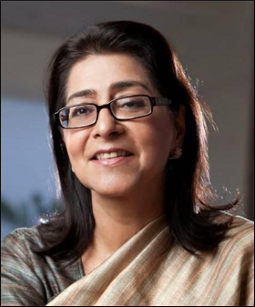 In Talks with :     Naina Lal Kidwai., Veteran Banker on Indian banking system