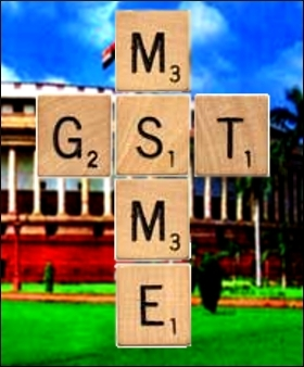 GST MSME Parliament sp