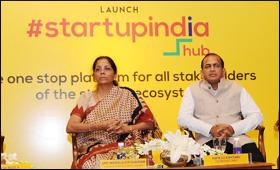Nirmala Sitharaman startup India