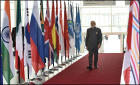 Modi at G20