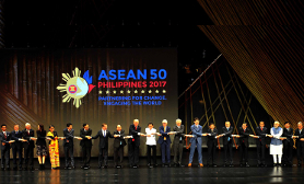 Modi at ASEAN