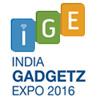 IGE - India Gadgetz Expo 2016
