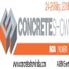 Concrete Show India 2016