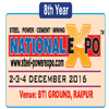 National Expo-6 on Steel, Power, Cement and Mining