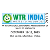WASTE TO RESOURCE (WTR) INDIA 2013
