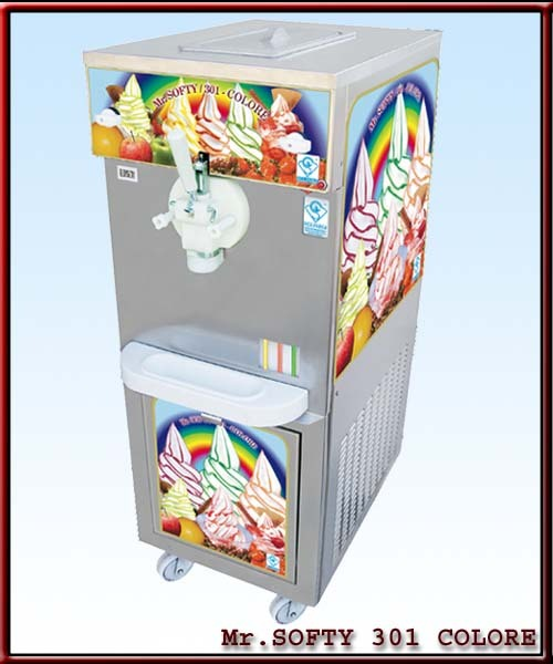 Ripple Soft Ice Cream Machine