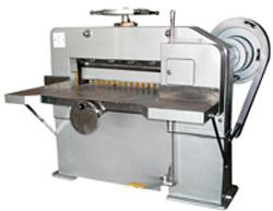 Semi-Automatic Paper Cutting Machine