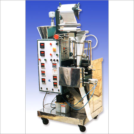 DRY AND LIQUID PACKAGING MACHINE