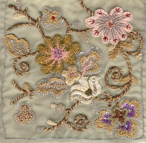 StrawWork Embroidery In Mumbai Maharashtra India  B