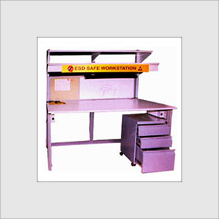 Modular ESD Safe Workstation