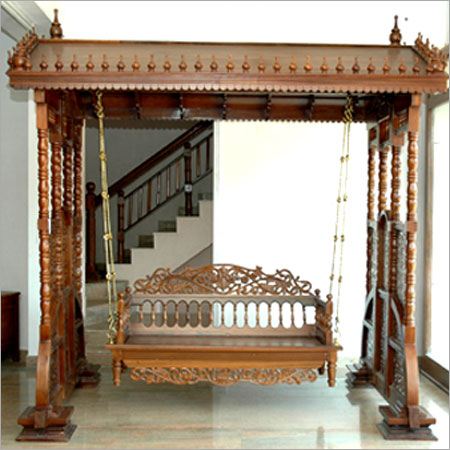 indian wooden swing designs