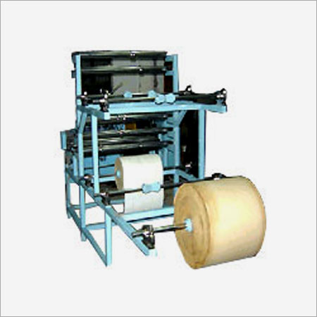 Multi Media Paper Pleating Machine
