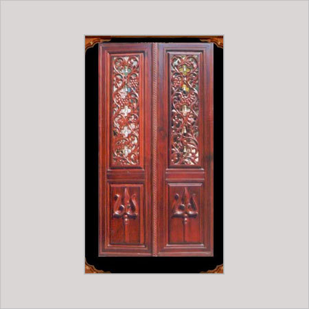 Tamon topic teak wood main door designs in bangalore - Pooja room door designs in kerala ...