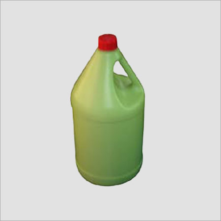 Plastic Pesticides Container