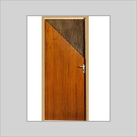 Gap Filler for Flush Door