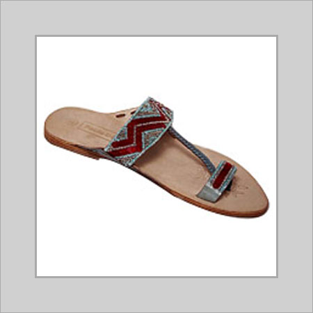 Indian Handmade Designer Slippers