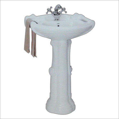 Wash Basin With Pedestal : ... specification of pedestal wash basin wash basin and pedestal