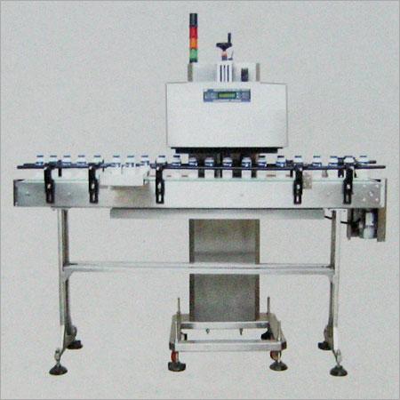induction cap sealing machine