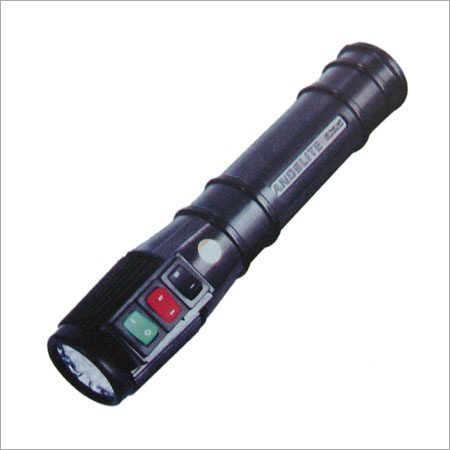 Lightweight led torch