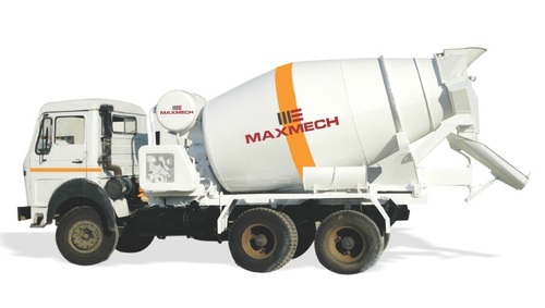 Commercial Transit Mixer