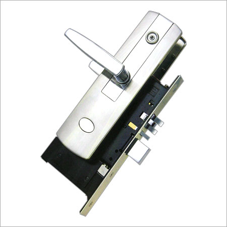 I-BUTTON MORTISE LOCK